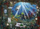 De Onderzeeer :: Escape Puzzle Ravensburger