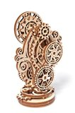 Steampunk Clock :: Ugears