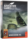 Monochrome Inc. :: Adventure Games