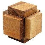 3 pieces interlocking puzzle :: Breinbrekers