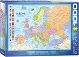 Map of Europe :: Eurographics