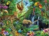 Dieren in de Jungle :: Ravensburger