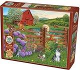 Farm Cats :: Cobble Hill