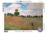 The Poppy Field :: Monet