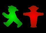 Ampelmännchen :: Siebenstein Spiele