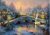 Spirit of Christmas :: Thomas Kinkade