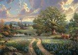 Country Living :: Thomas Kinkade