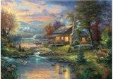 Nature's Paradise :: Thomas Kinkade