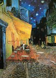 Cafe Terrace at Night :: Eurgraphics
