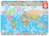 Political World Map :: Educa