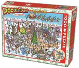DoodleTown: 12 Days of Christmas :: Cobble Hill