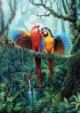 Love in the Jungle :: Art Puzzle
