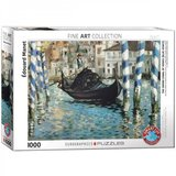 Edouard Manet: The Grand Canal of Venice :: Eurographics