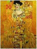 Adele Bloch Bauer I :: Gustav Klimt