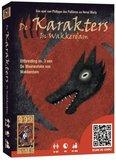 De Weerwolven van Wakkerdam: Karakters_