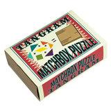Matchbox puzzle - Tangram_
