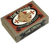 Matchbox puzzle - The Cross_