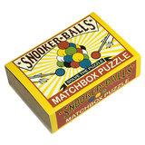 Matchbox puzzle - Snooker Balls_