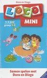 Dora: basisdoos + 2 boekjes_