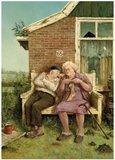 Liefde vergaat niet :: Marius van Dokkum