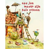 Opa Jan maakt zijn huis schook :: Marius van Dokkum