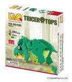 LaQ Dinosaur World Triceratops :: LaQ