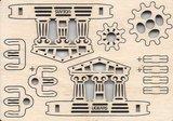 Parthenon :: Ugears Fidget