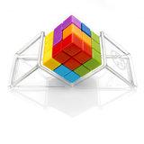 Cube Puzzler Go :: SmartGames