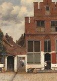 Het Straatje :: Johannes Vermeer