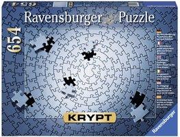 Ravensburger 1000 - Krypt Silver