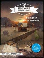 Escape Adventures: Sjamanen en Spooksteden
