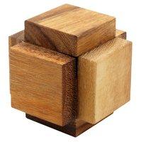 3 Pieces Interlocking Puzzle