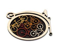 Transport Bike Shed Puzzle