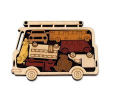 Transport Car Park Puzzle