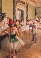 Piatnik 1000 - La classe de danse (De balletklas)