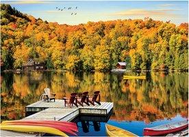 Eurographics 1000 - Lakeside Cottage Quebec