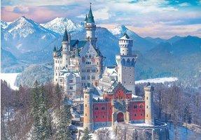 Eurographics 1000 - Neuschwanstein Castle in Winter