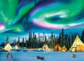 Eurographics 1000 - Northern Lights