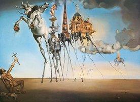 Eurographics 1000 - The Temptation of St. Anthony