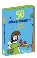 Expeditie Natuur: 50 Natuurexperimenten