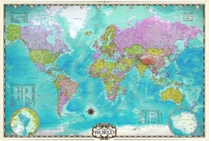 Eurographics 2000 - Map of the World
