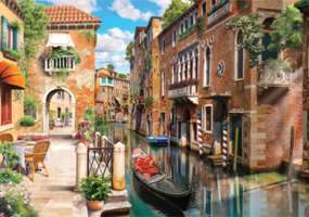 World's Smallest - Venice Canals
