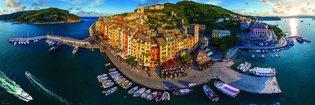 Eurographics 1000 Panorama - Porto Venere Italy