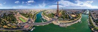 Eurographics 1000 Panorama - Paris France