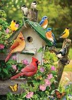 Cobble Hill 1000 - Summer Birdhouse