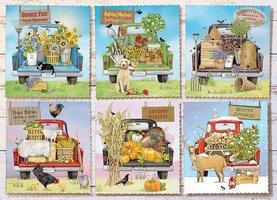 Cobble Hill 1000 - Farmer's Market Trucks