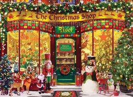 Eurographics 1000 - The Christmas Shop