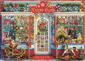 Gibsons 1000 - Christmas Emporium