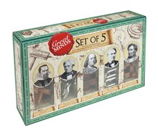 Great Minds set of 5 Male