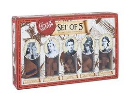 Great Minds set of 5 Female